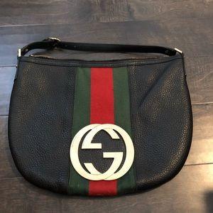 Gucci blondie shoulder bag